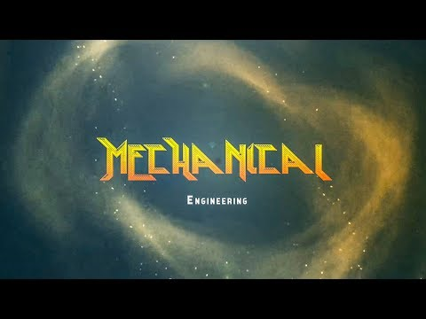 Mechanical Engineering logo intro