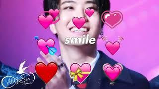 You so precious when you smile -  Youngjae GOT7