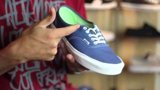 Vans Authentic Lite Skate Shoes Review - Tactics.com