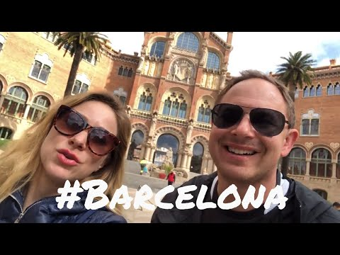 BARCELONA - MUSEUMS, ARCHITECTURE, and TRAVEL VLOG - 2018