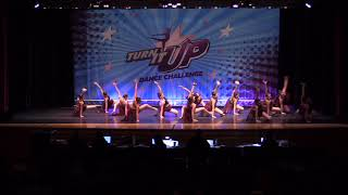 "Amanda's DanceXtensions ""Trapped"" Contemporary Group 2017"