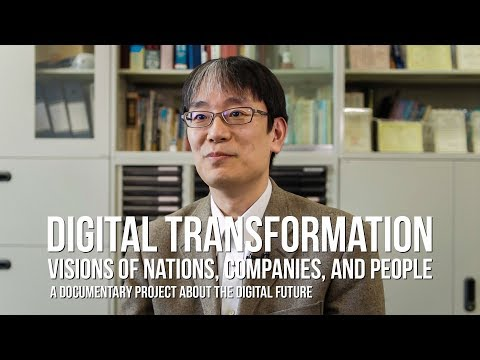 Digital Transformatin: Interview with Yasuhisa Hirata, Smart Robots Design Lab, Tohoku University