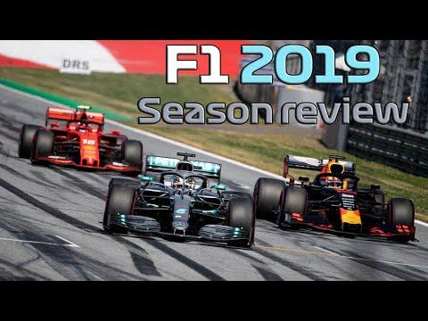 Formula 1 Season Review 2019