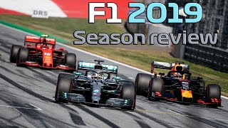 Formula 1 Season Review 2019