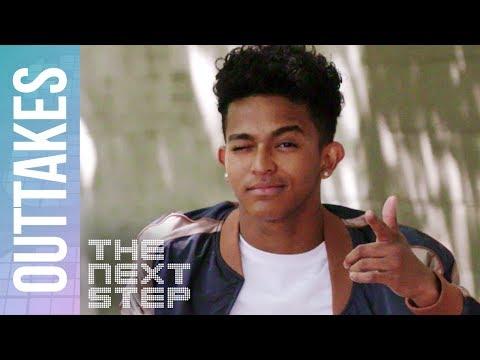 The Next Step - Kingston Viral Video Outtakes (Season 5)