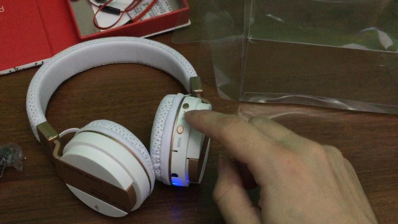 Наушники беспроводные + FM радио ДЛЯ телевизора - Bingle B616 .