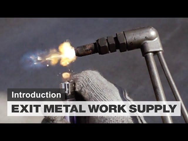 EXIT METAL WORK SUPPLY | エグジットメタルワークサプライ