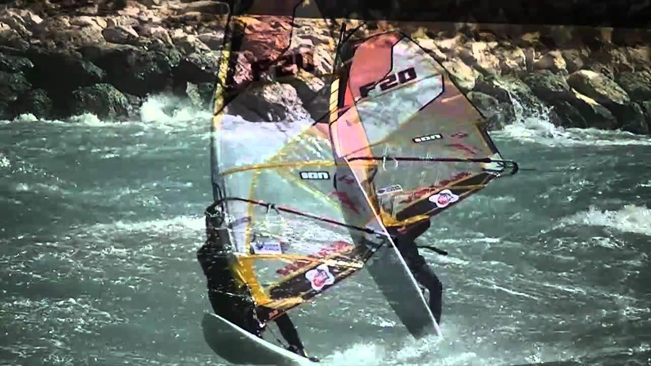 Windsurf Marseille Pointe Rouge Hd Youtube