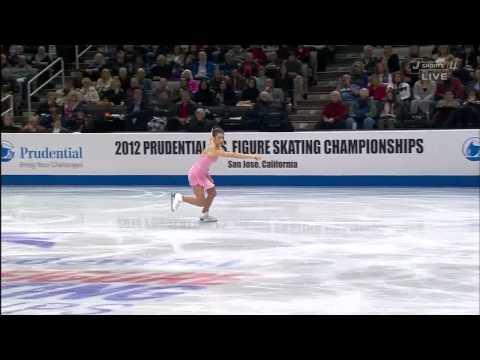 Alissa Czisny 2012 Nationals SP thumbnail