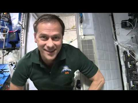 Daily Life Aboard the Space Station With Astronaut Tom Marshburn | NASA ISS Science Video