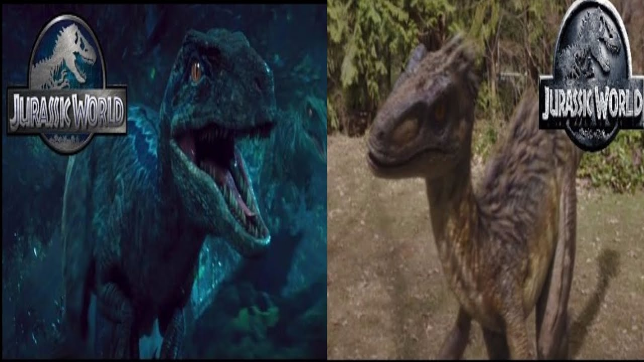 blue vs utahraptor who would win youtube