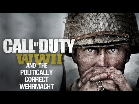 Call of Duty WW2 and the Politically Correct Wehrm*cht