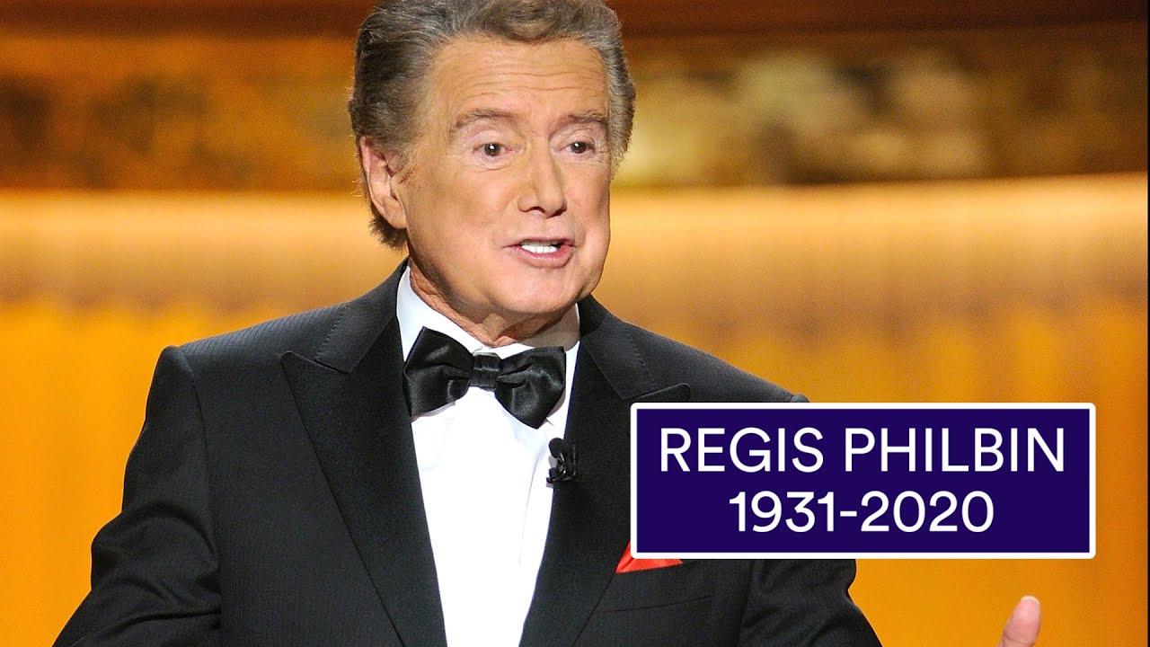 Regis Philbin, beloved TV host of 'Regis and Kathie Lee' and 'Who ...