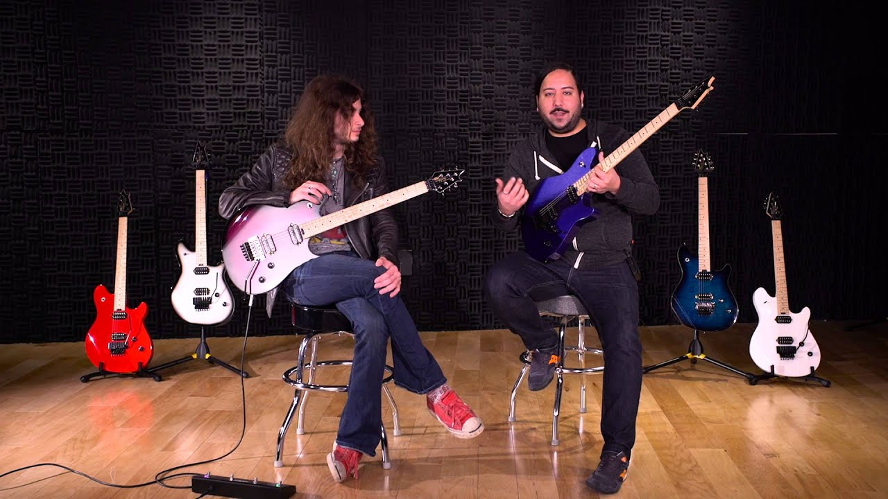 evh 2016 wolfgang standard review and demo youtube. Black Bedroom Furniture Sets. Home Design Ideas