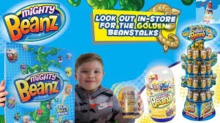 Download Lagu Mighty Beanz Golden Slam Pack Mighty Rare! mp3