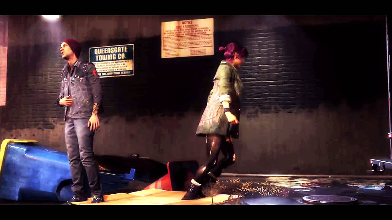 delsin and fetch relationship trust