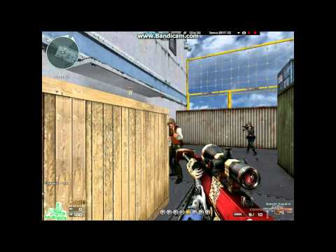 Barret M99 Royal Dragon review[CF VN]