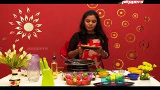Studio Kitchen-Peppers tv Show