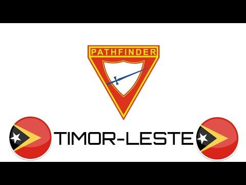 Pathfinder Song Timor-Leste Version/Lyrics