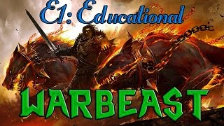 Educational Series E1: War Beast Jungle