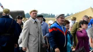 Съёмки сериала «Чернобыль» в Слуцке