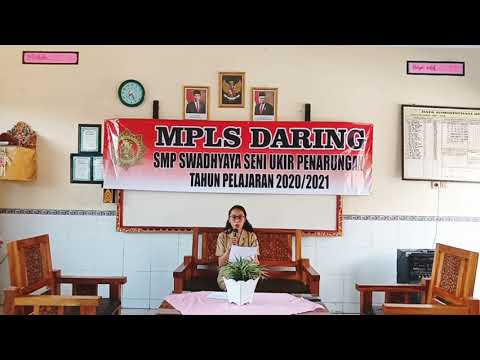 Jadwal Kegiatan MPLS TP 2020/2021 SMP Swadhyaya Seni Ukir ...
