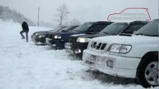 Subaru Forester Moscow Club