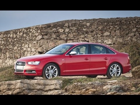Audi S4 review 2012  YouTube