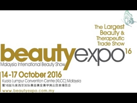 Beauty Expo 2016, KLCC, Day 3, FULL VIDEO