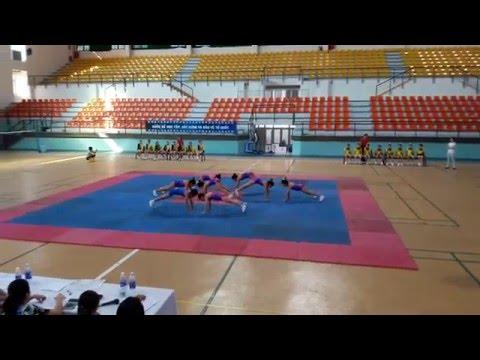 Bài Thi Aerobic 2016 - Trường Tiểu Học Trần Quốc Toản