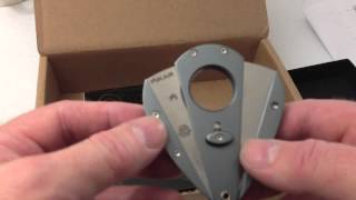 Unboxing Xikar Punch & Cutter