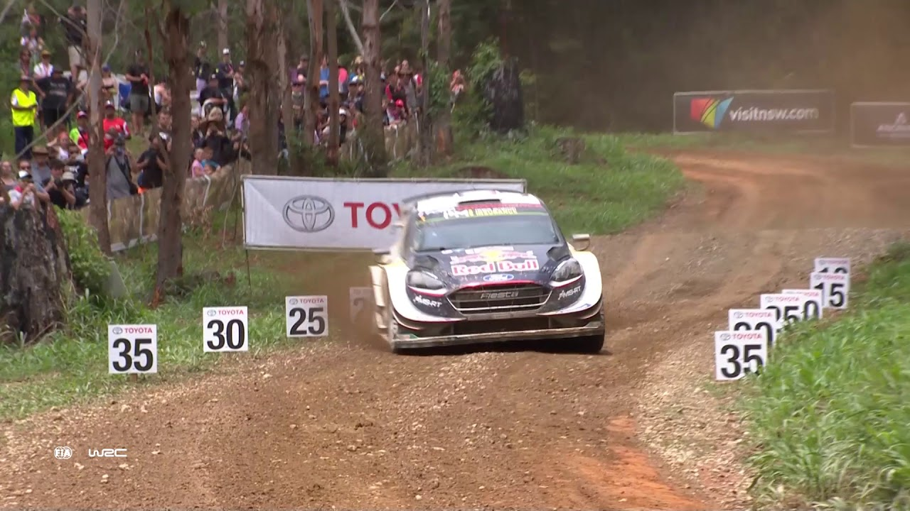 WRC - Rally Australia 2018 / M-Sport Ford WRT: Sunday Highlights