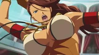 TVアニメ『クイーンズブレイド リベリオン』キャラクターPV 囚われの竜戦士ブランウェン クイーンズブレイド リベリオン 検索動画 5