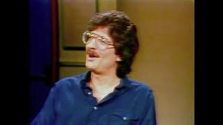 Howard Stern and David Letterman, Part 1: 1984