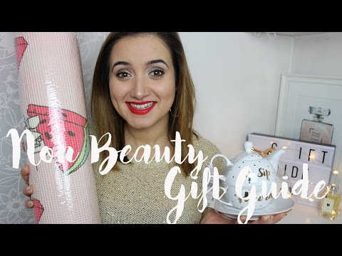Christmas Gift Guide: Non Beauty Gifts | A Little Obsessed