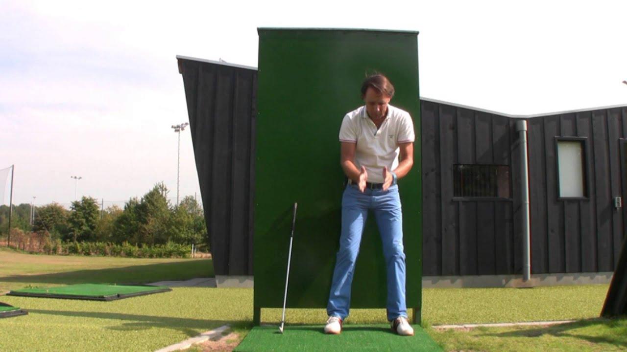 Marco Dijkema Golf Schaerweijde Zeist, Muuroefening - YouTube