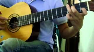 Con cò bé bé - guitar
