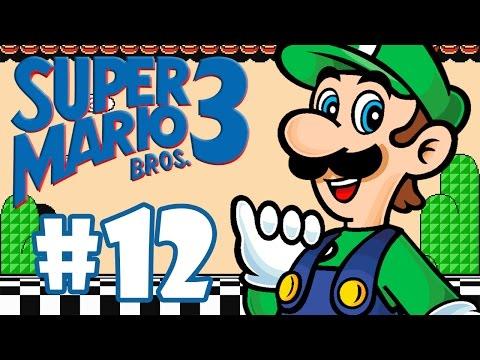 SUPER MARIO BROS 3 #12 - VAI KAIZO MARIO!