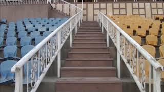 استاد الاسماعيلية في اطلالة جديدة استعدادا لكاس الامم الافريقية