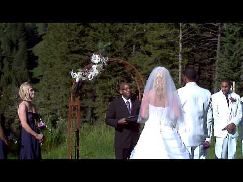 2011 07 16 Groves Wedding in Bozeman, MT