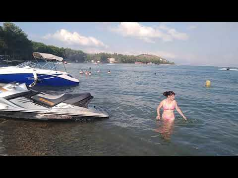 Авто из Армении озеро Севан.