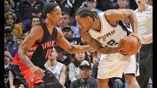 【NBA】デローザンとレナードのトレードについて語る