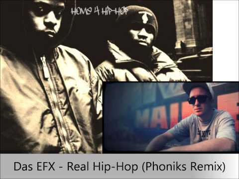 Das EFX - Real Hip-Hop (Phoniks Remix)