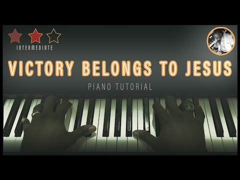 Victory Belongs to Jesus on Piano (Eb)