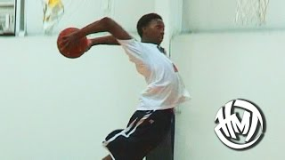 Kwe Parker Is The BEST Dunker In High School! 6'2 Guard With BOUNCE! Video