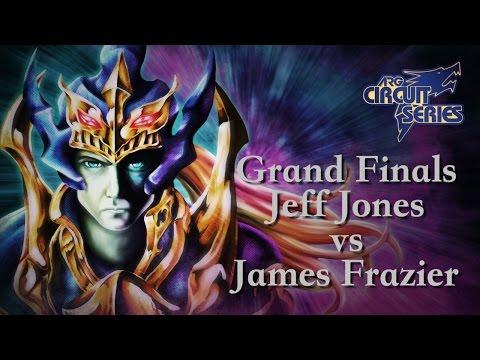 ARGCS Indianapolis 2015 Grand Finals Jeff Jones vs James Frazier