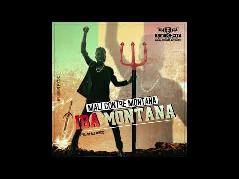 IBA MONTANA - MALI CONTRE MONTANA (son officiel)