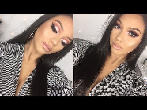 Cranberry Fall Makeup Tutorial | LOVEEMANDA