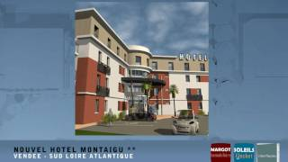 Nouvel Hotel Montaigu - Vendée Nantes Sud