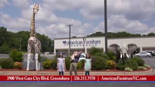 American Furniture Warehouse Furniture Dog Commercial 2